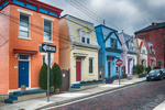 "July 2014 ""Streetscapes/ Houses, """